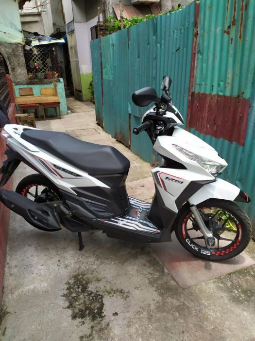Honda click fi 125 2015 photo