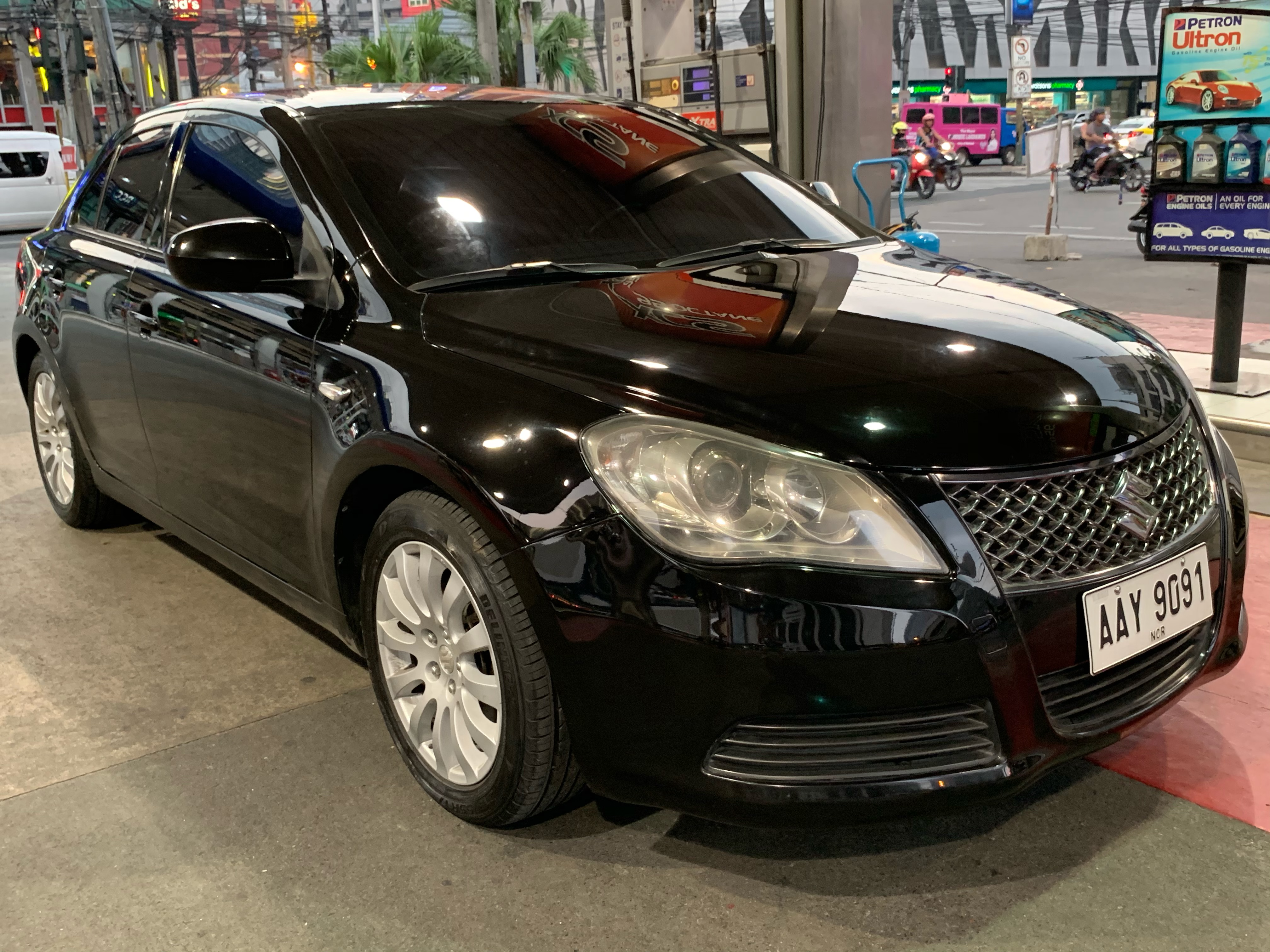 2012  suzuki kizashi automatic  photo