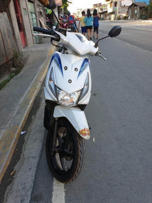 Honda Beat 2014 model photo
