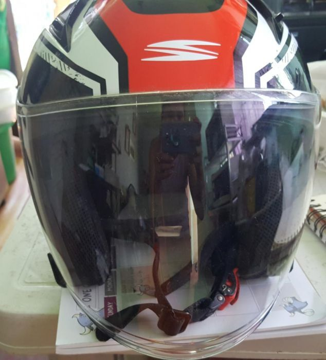 Spyder Helmet photo