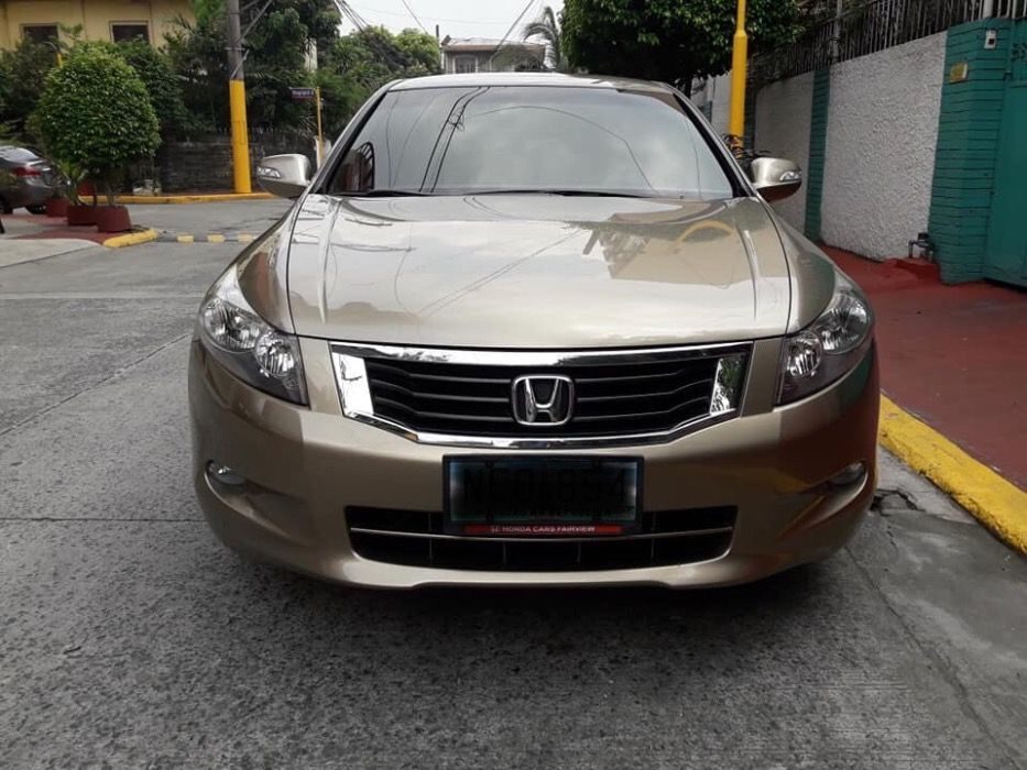 2009 Honda Accord AT photo