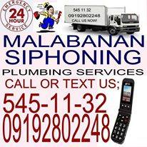 CANUMAY EAST MALABANAN SIPHONING POZO  NEGRO SERVICES  photo