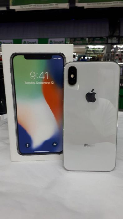 Iphone x 64gb openline photo