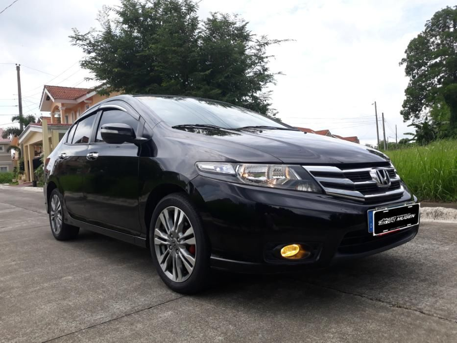 2013 Honda City 1.5E AT i-VTEC photo