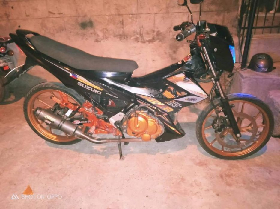 Raider R150