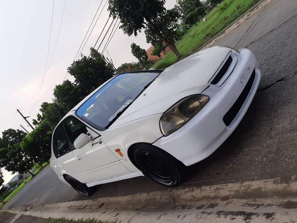 Honda civic lxi 96 model photo