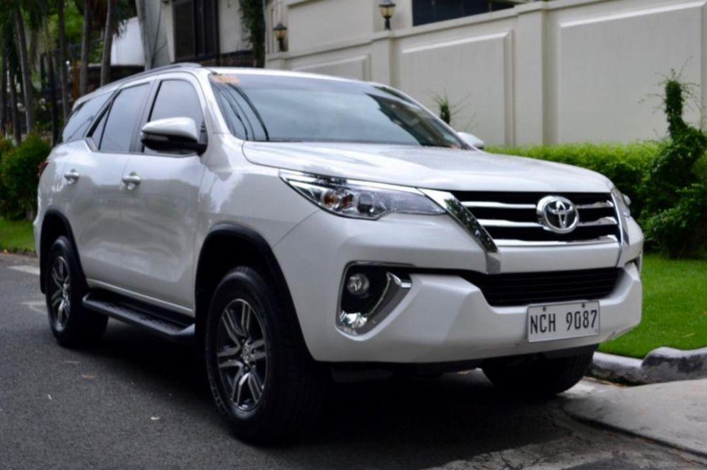 2016 Toyota Fortuner G photo