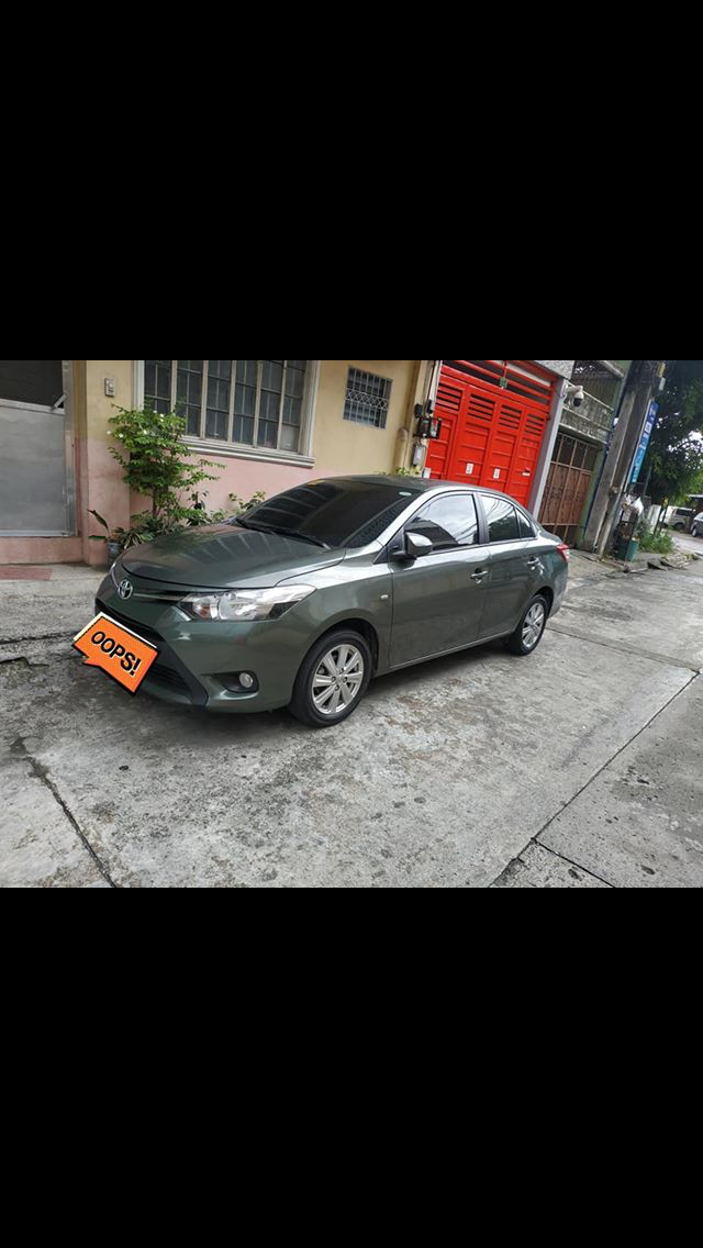 Toyota Vios 1.3 E matic Jade Green photo