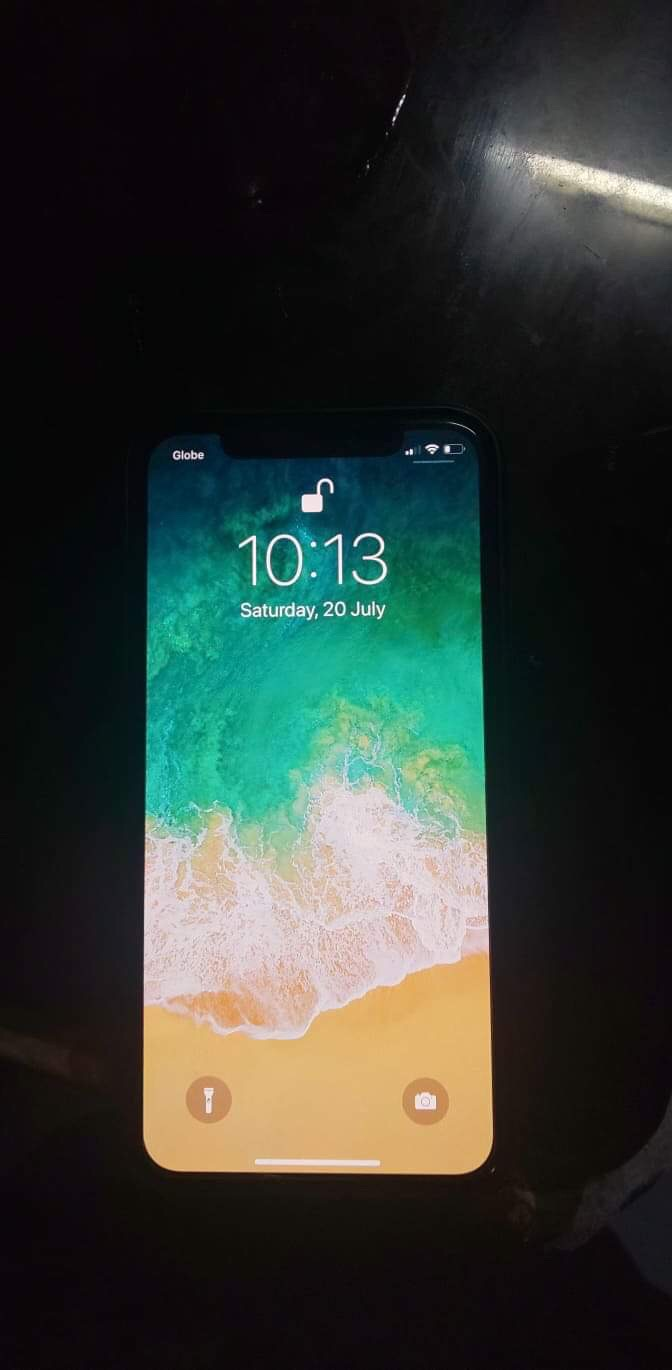 Apple Iphone x 256gb photo