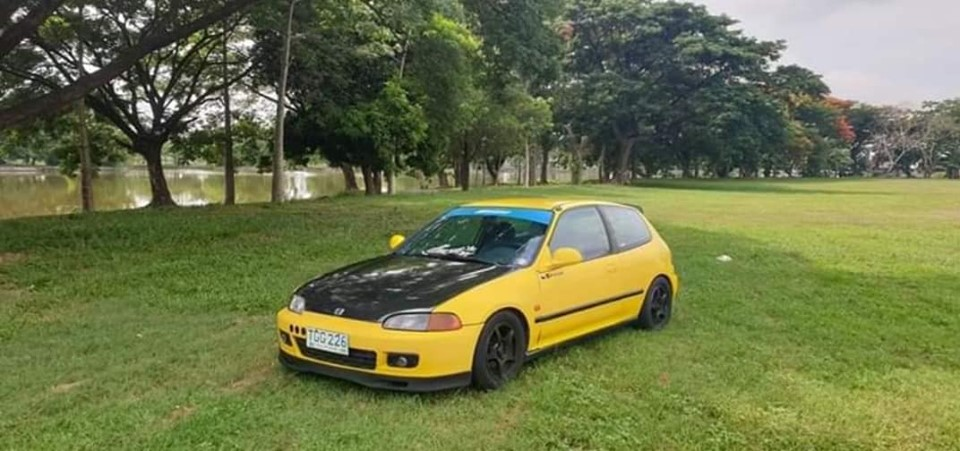 Honda Civic EG Hatch Model 1992 photo
