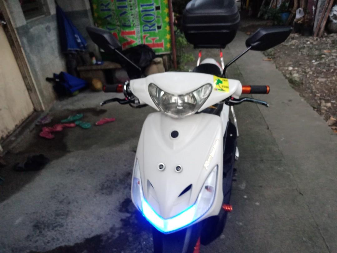 Yamaha mio sporty 2011 photo