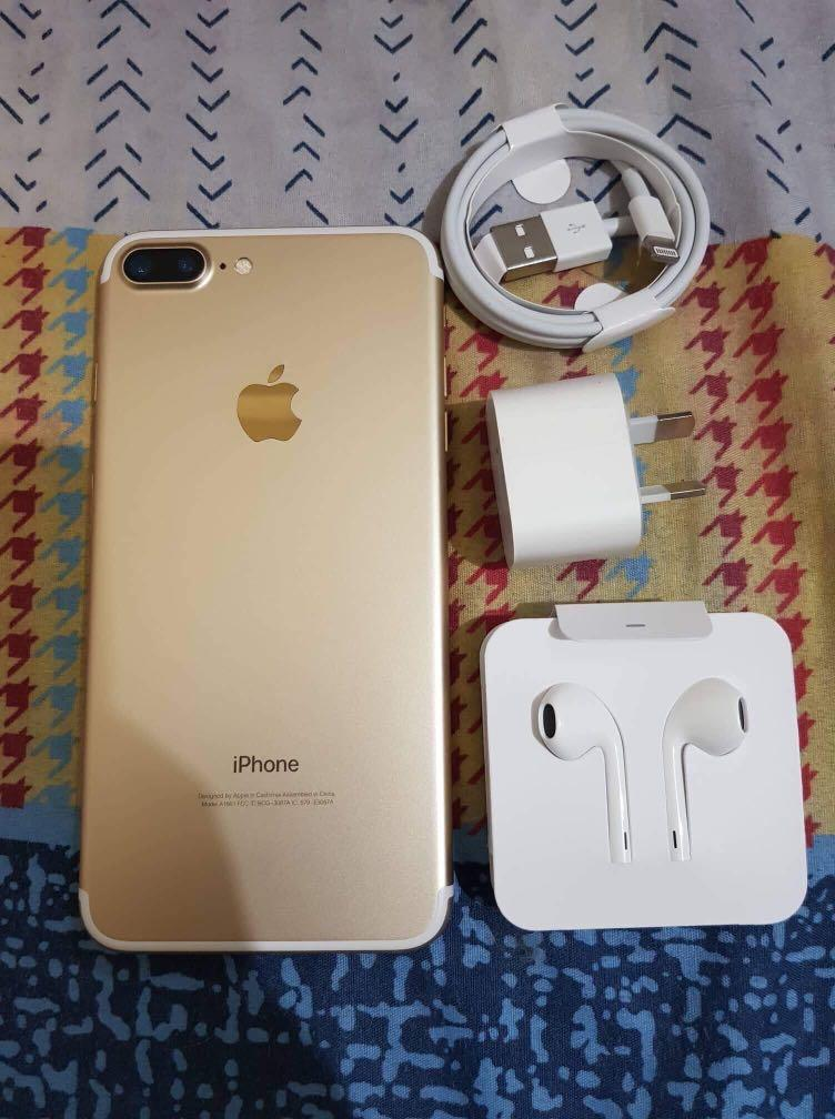 iPhone 7 Plus 32GB Gold photo