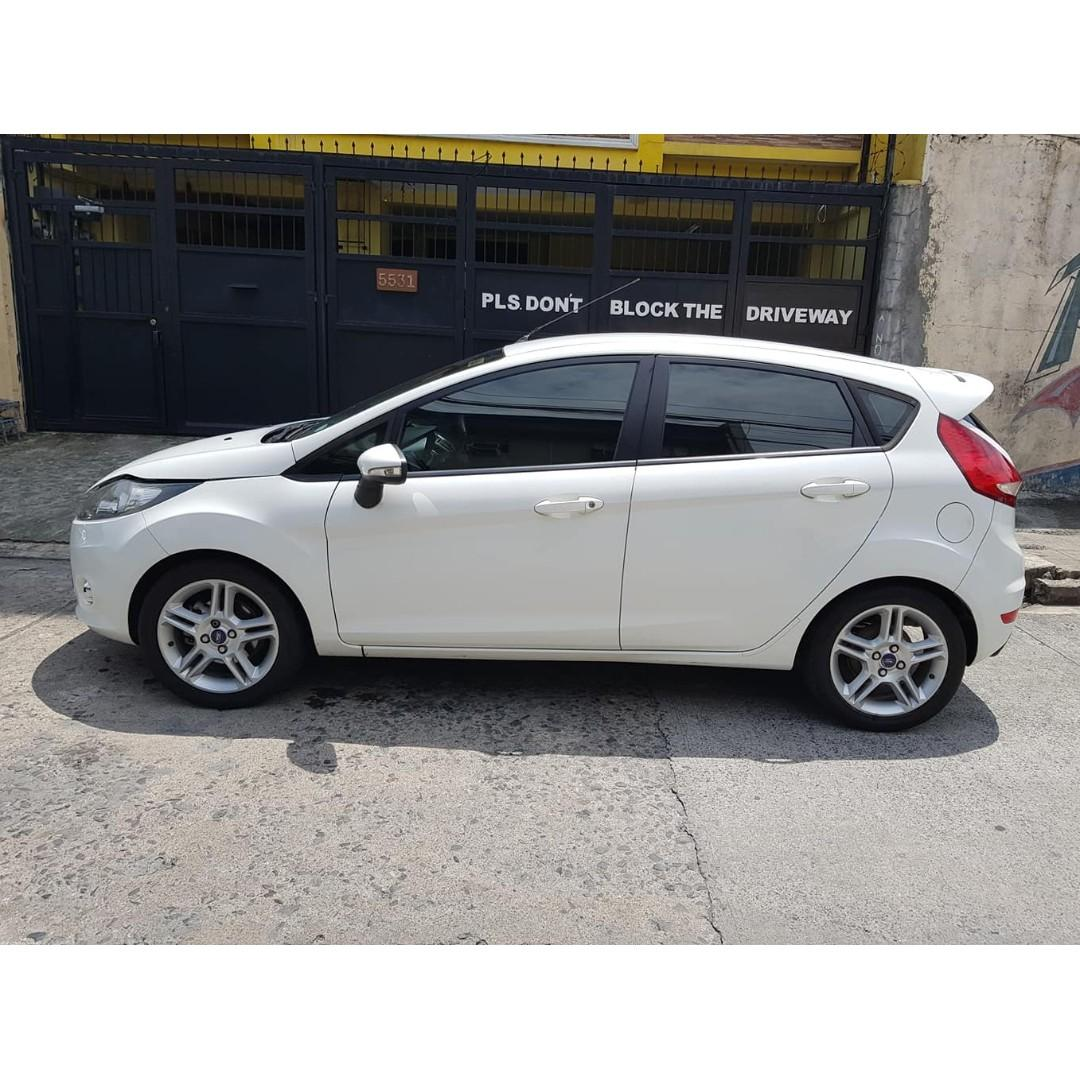2012 FORD FIESTA HATCHBACK S photo