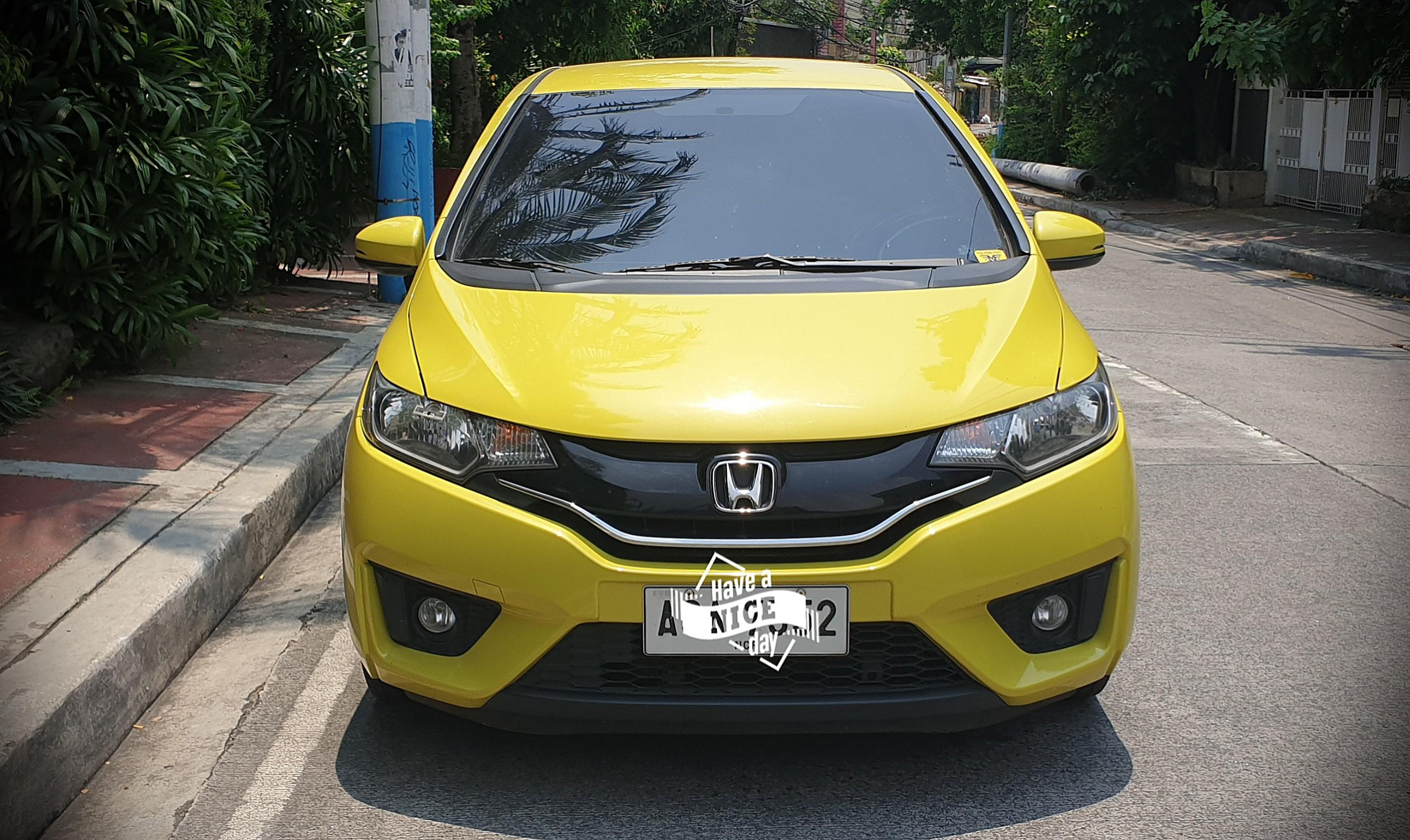 2015 honda jazz 1.5 photo