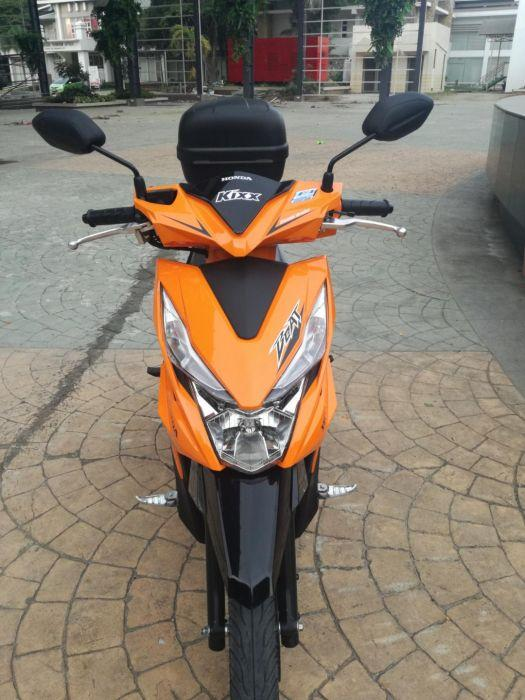 Honda Beat Fi 2018 photo