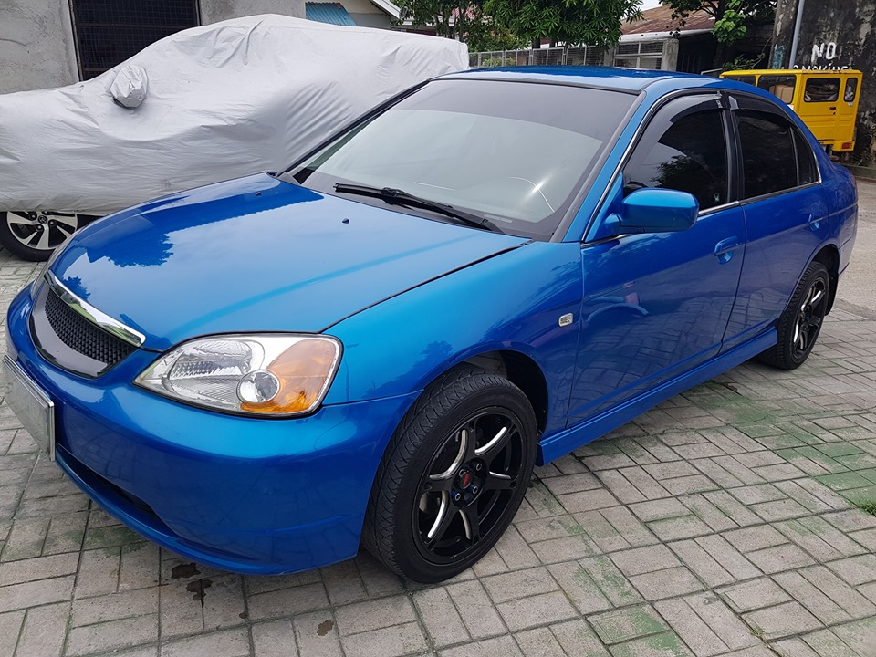 Honda Civic Vtec3 2004 AT photo