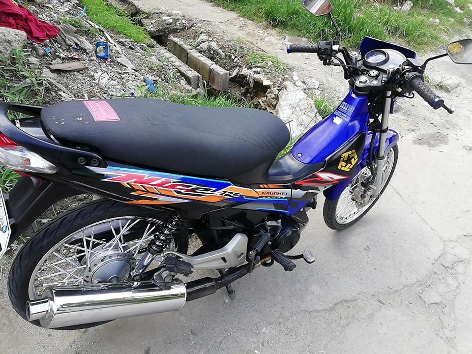 honda rs 125  2014 model  photo