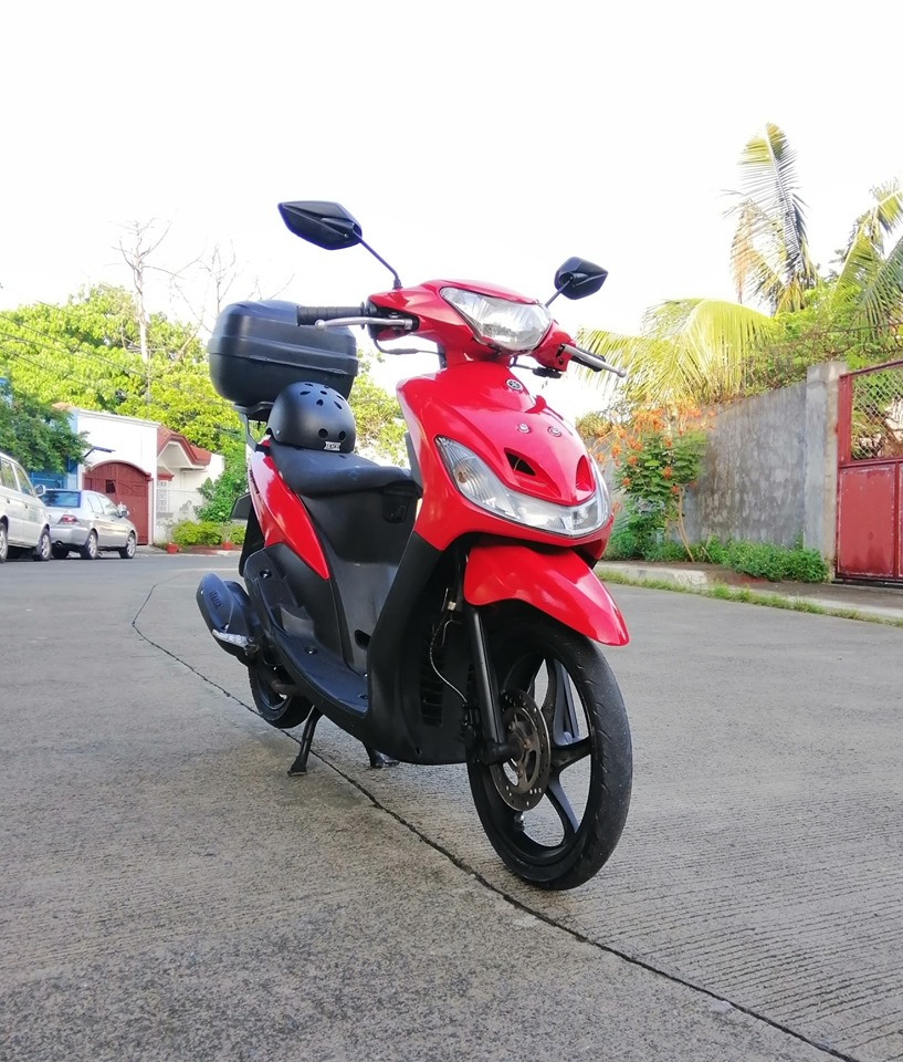 Yamaha Mio Sporty 2009 photo