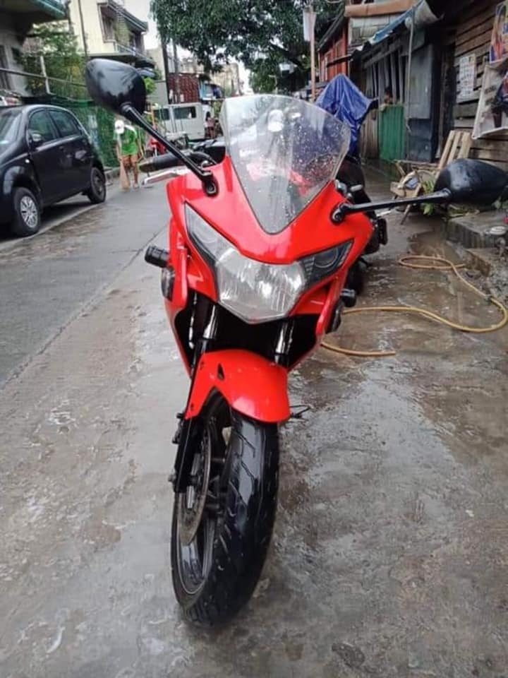 Honda Cbr 150r 2012model registered photo