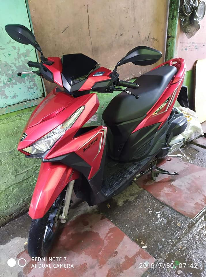 Honda click 125 2015 photo
