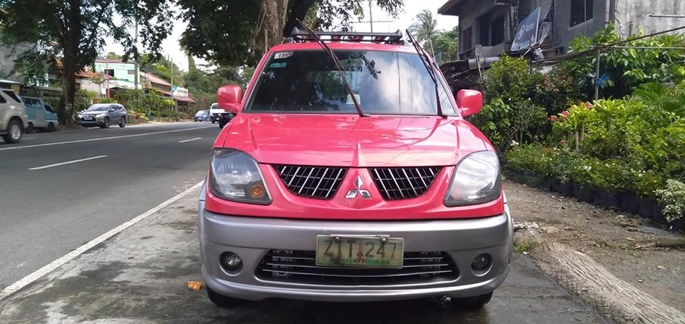 mitsubishi adventure gls photo