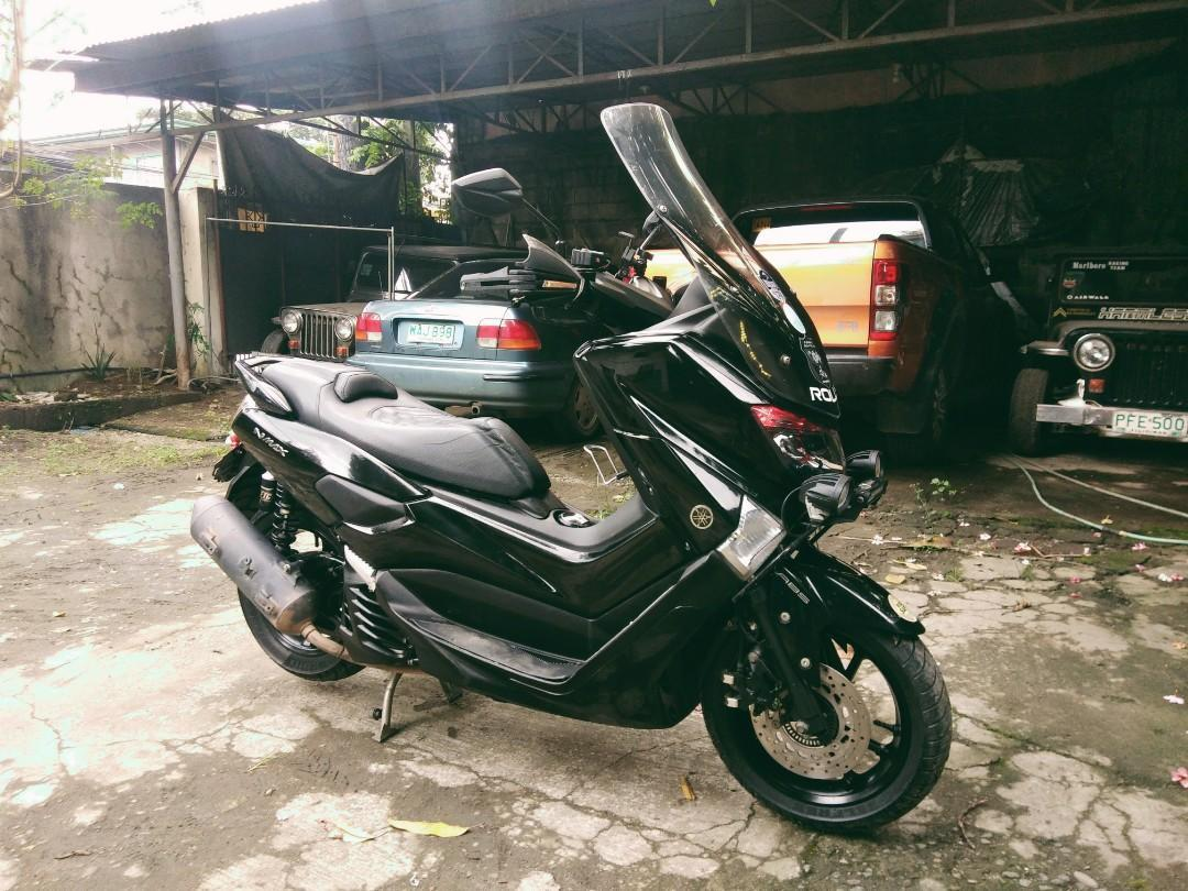 Yamaha NMAX 2017 Model ABS photo