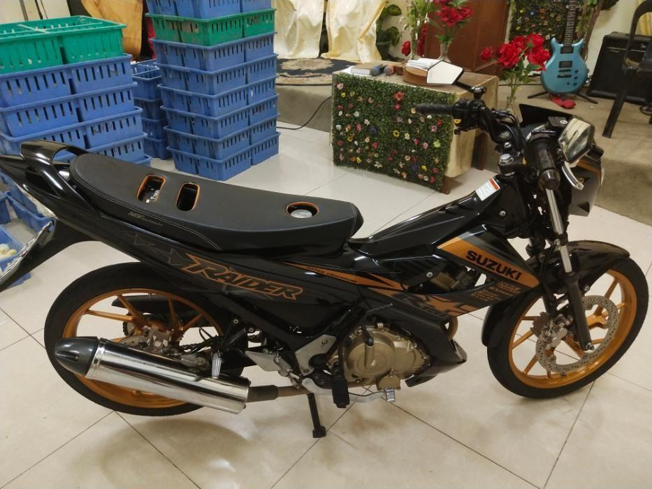 Raider 150 2014-2015 model