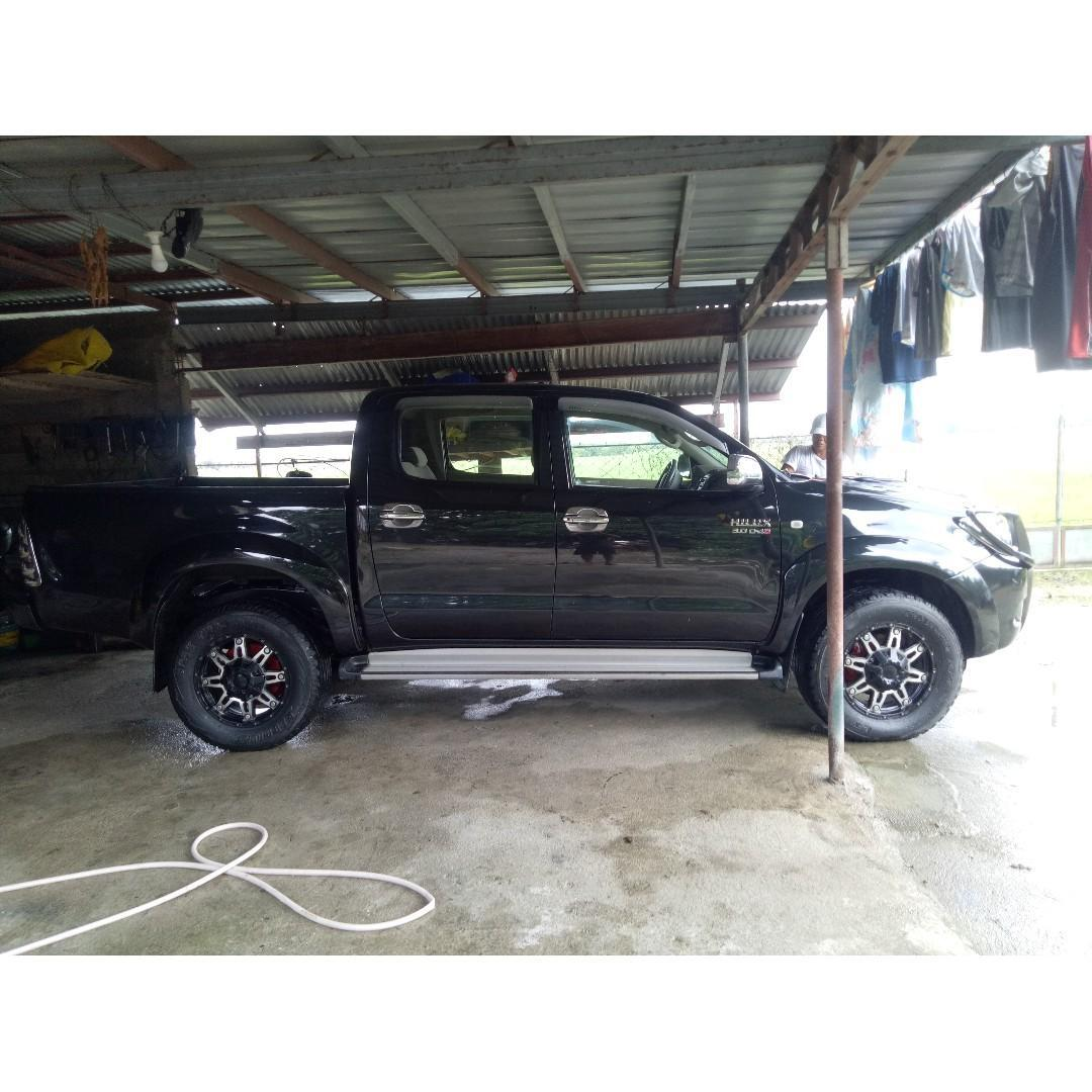 Toyota Hilux G 2007 photo