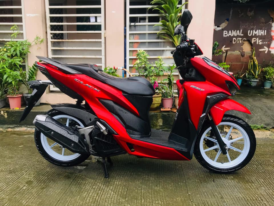 Honda Click 150 v2 Game Changer photo