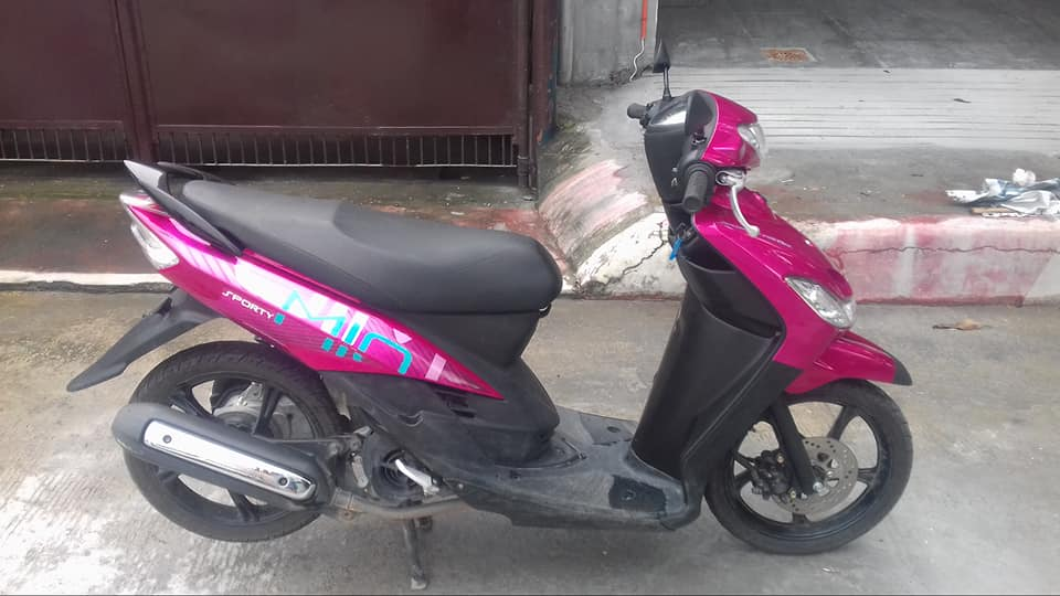 Yamaha Mio Sporty 2018 photo