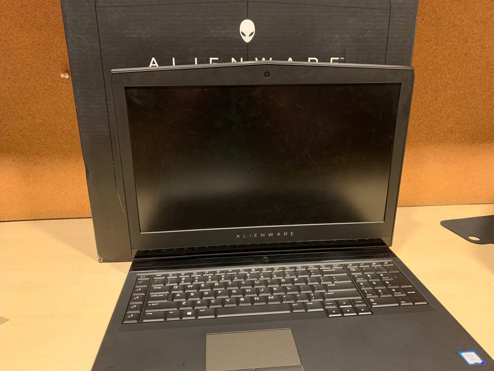 Alienware 17 R4-Intel I7 - GTX 1060- 16GB photo