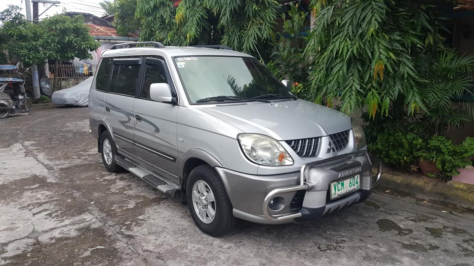 Mitsubishi adventure gls2 fresh photo