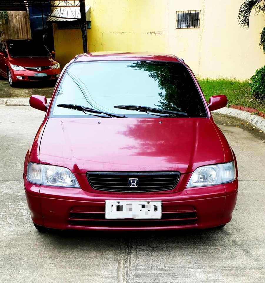 Honda City 97 M/T photo