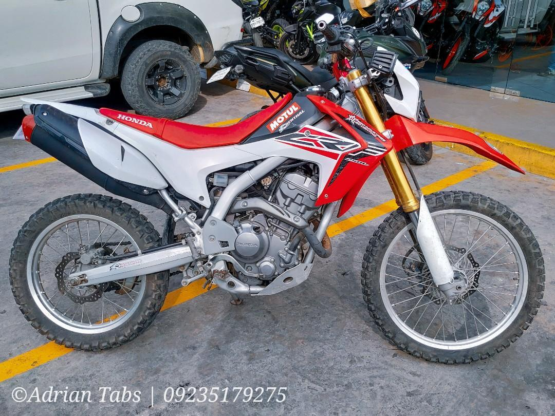 Honda CRF 250 LF photo