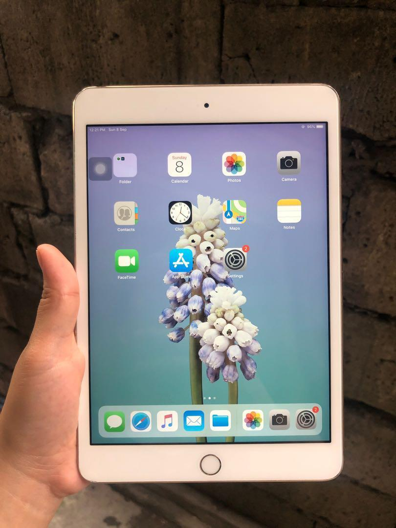 iPad mini 3 16gb wifi photo