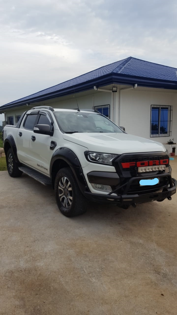 2016 Ford Ranger Wildtrack for Sale photo