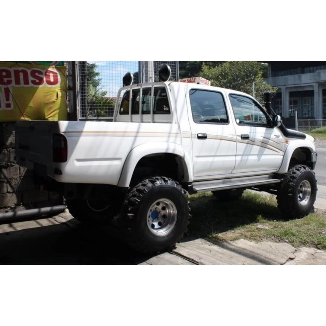 Toyota Hilux 1994 photo