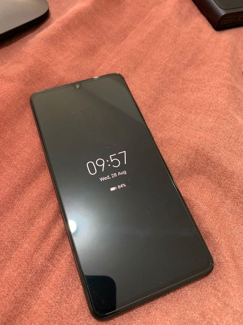 Huawei P30 128 gb Black Openline photo