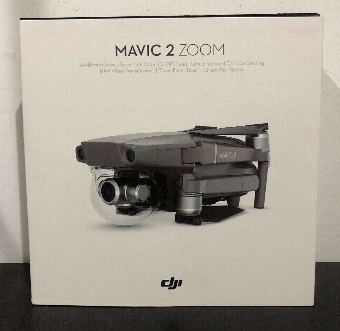 DJI Mavic 2 Zoom photo