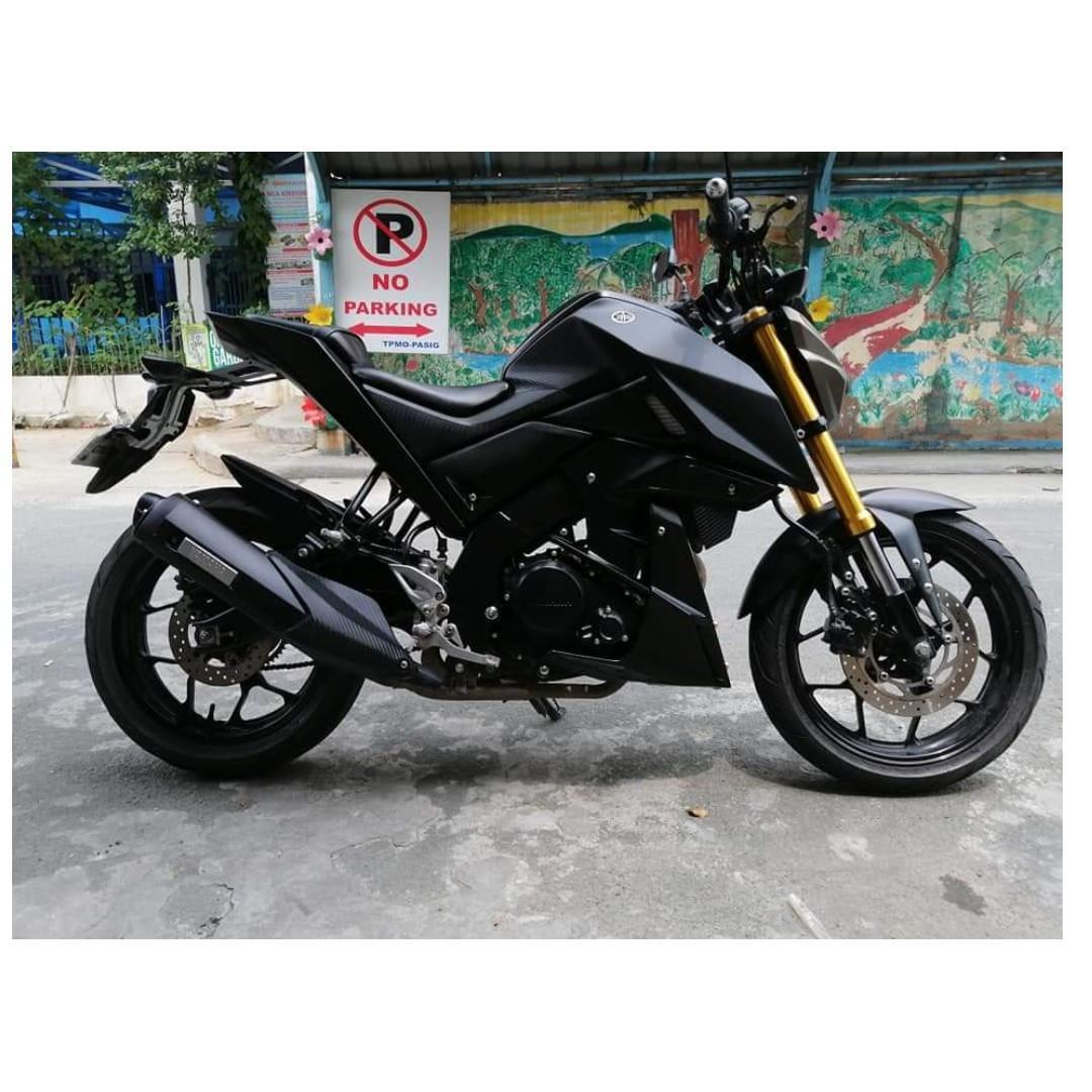 Yamaha TFX 150CC FI 2016 Model photo