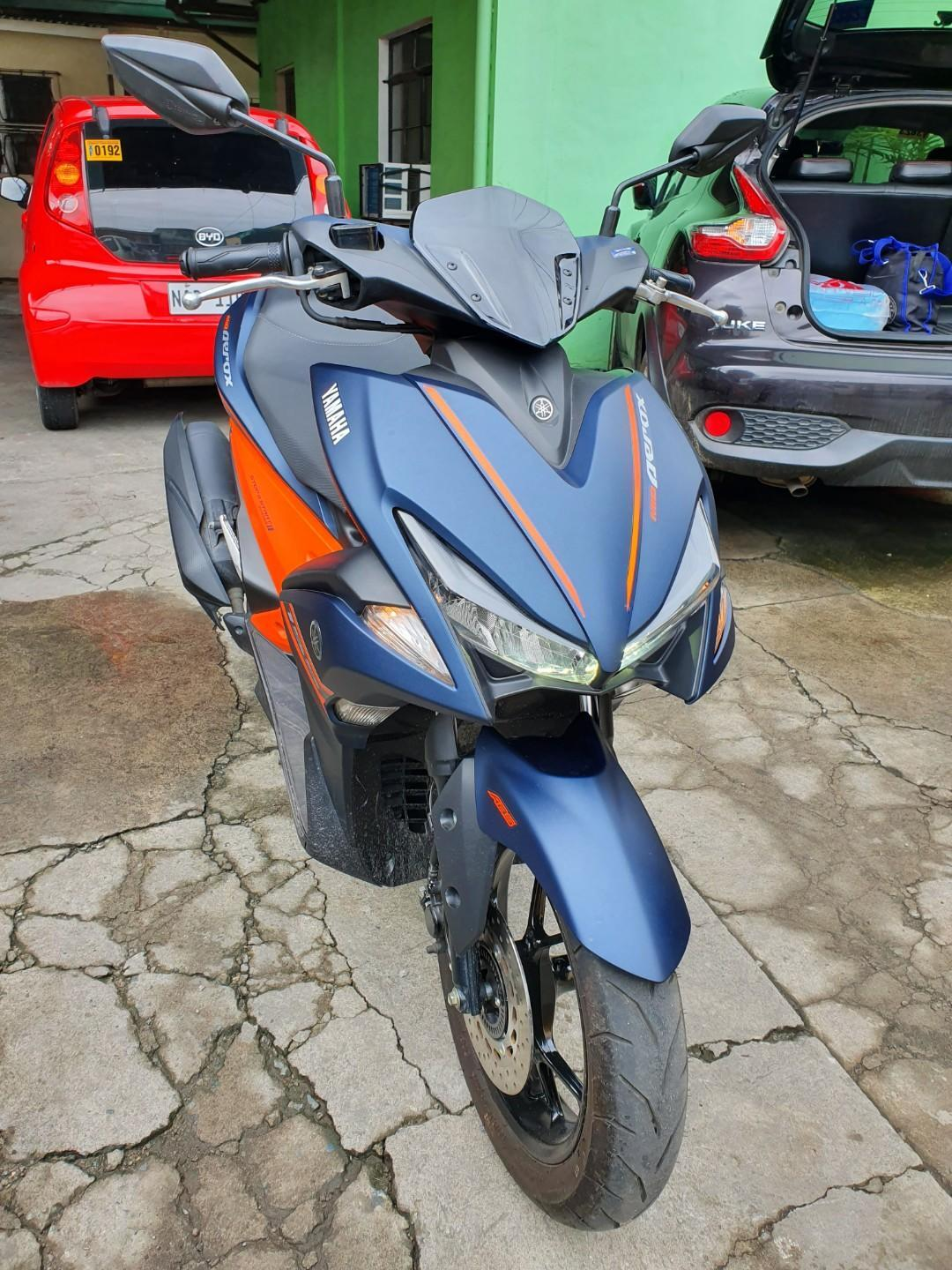 Aerox 155 2019 Year Model (ABS) photo