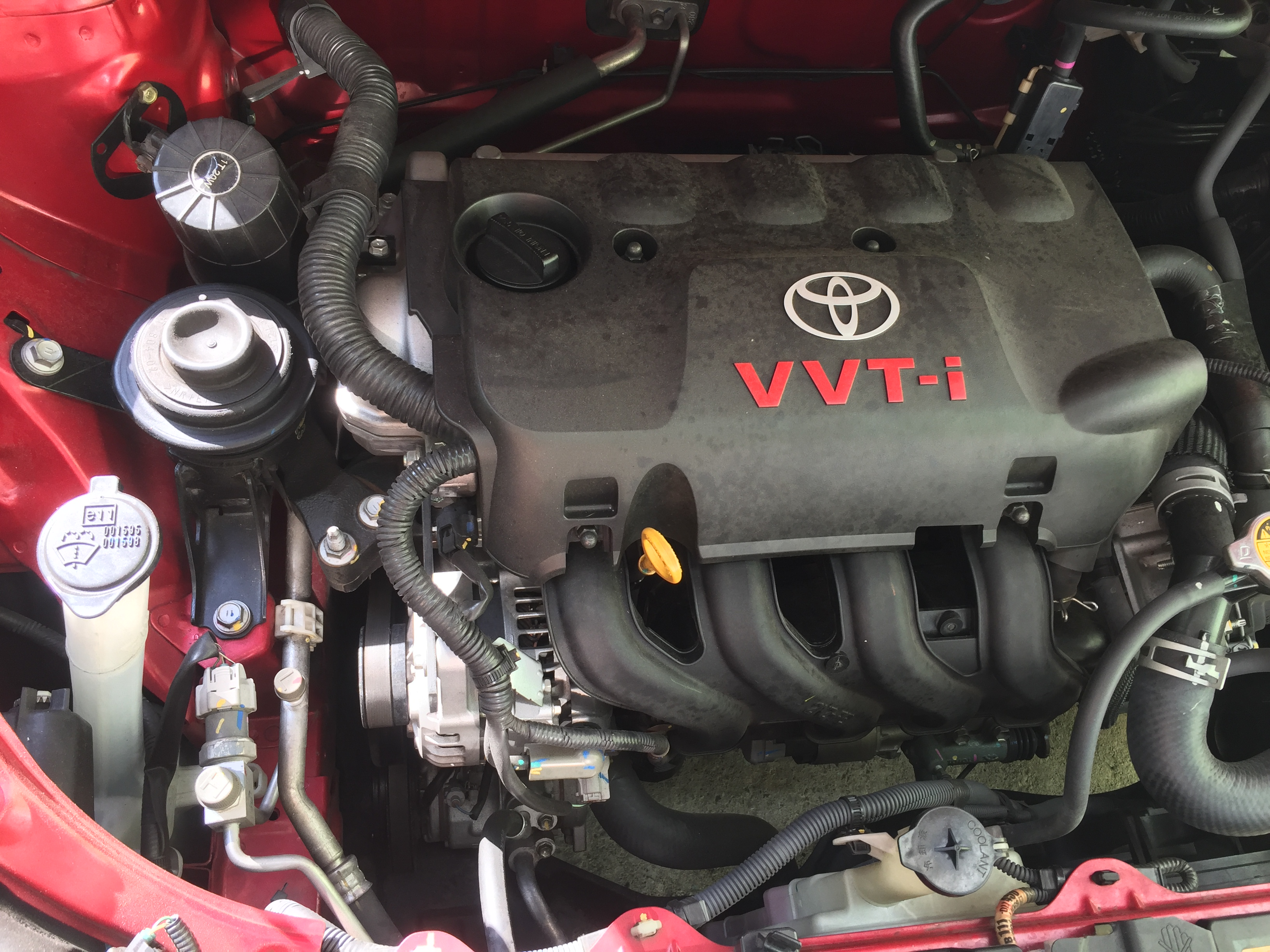 Toyota VIOS J 2016 photo