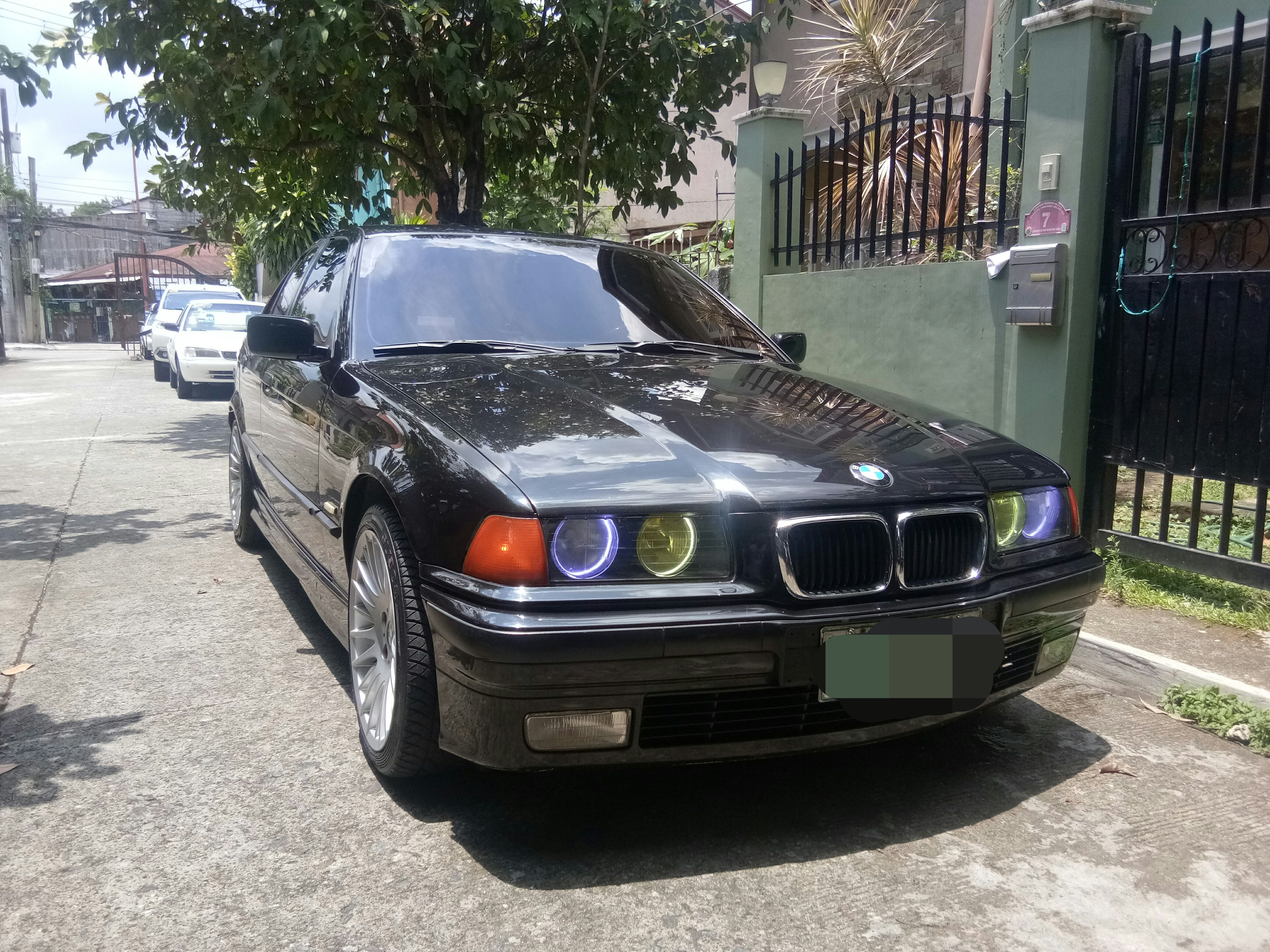 1998 BMW 316i E36 Body - MT photo