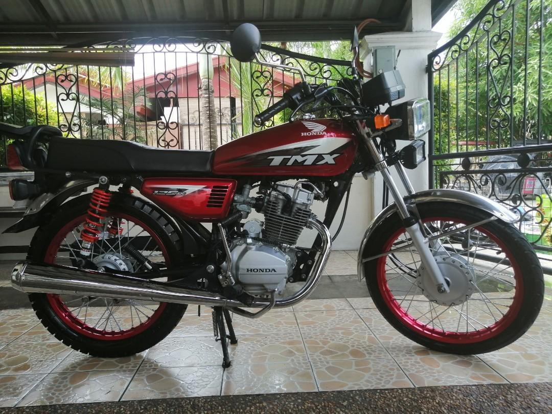 Honda Tmx 125 alpha 2017 photo