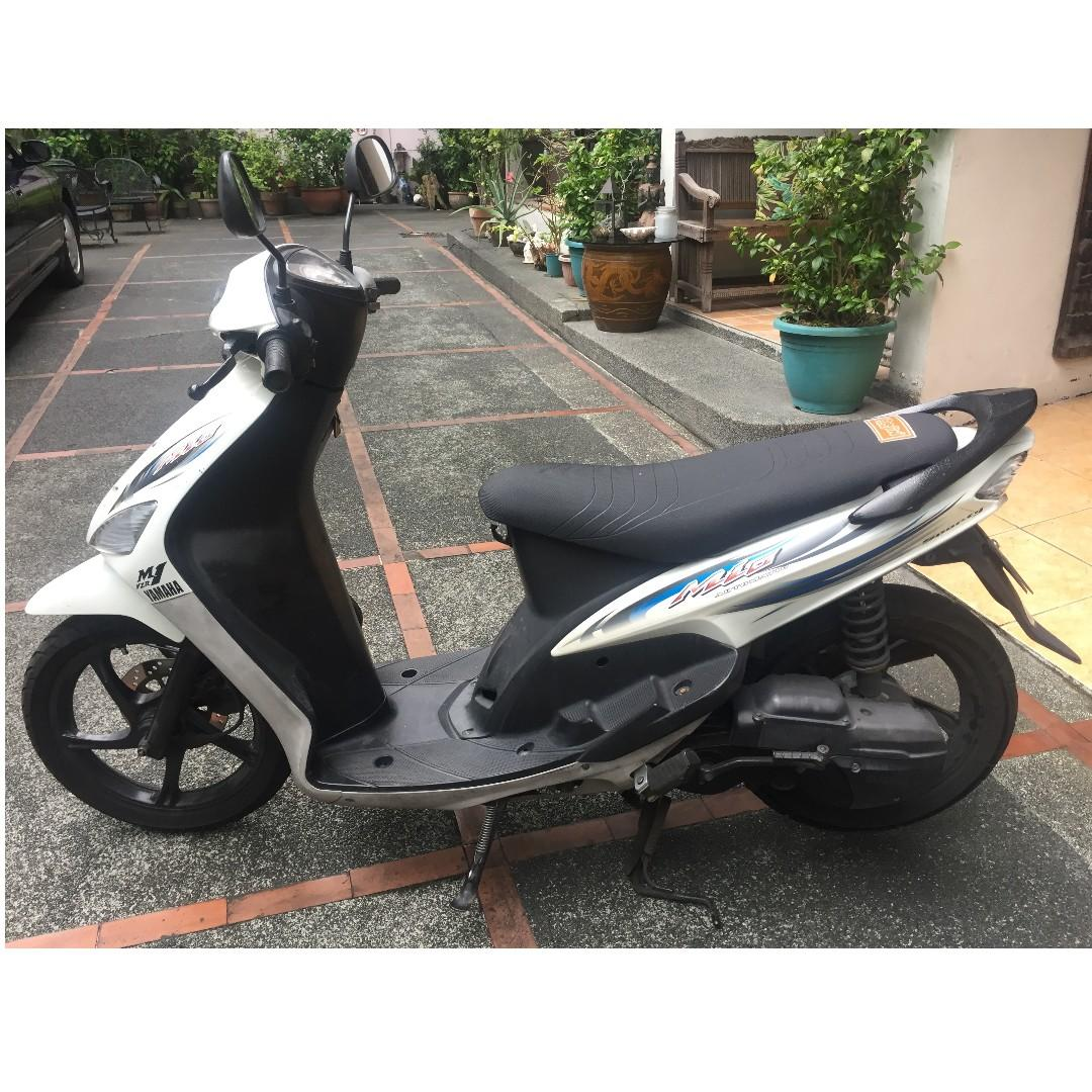 2007 Yamaha Mio Sporty photo