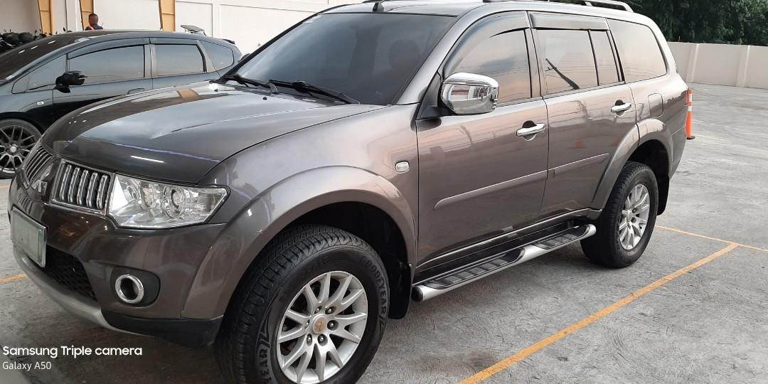 2011 Mitsubishi Montero Gls-V AT photo