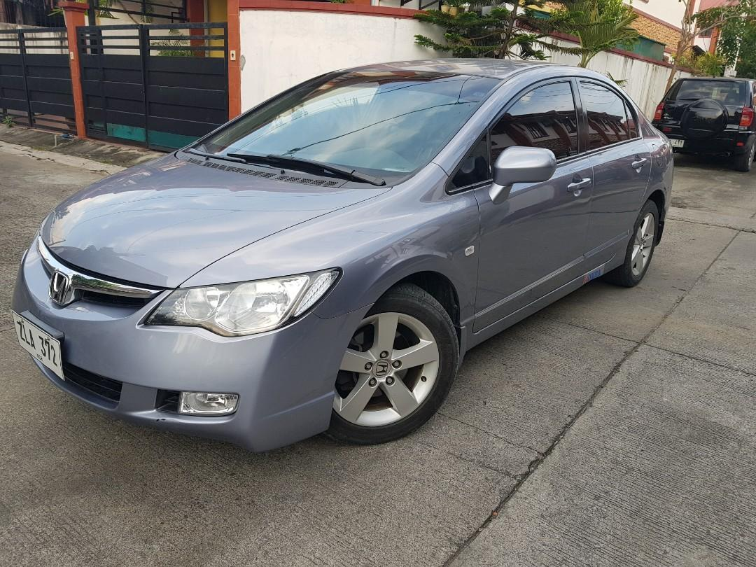 2007 Honda Civic 1.8s AT photo