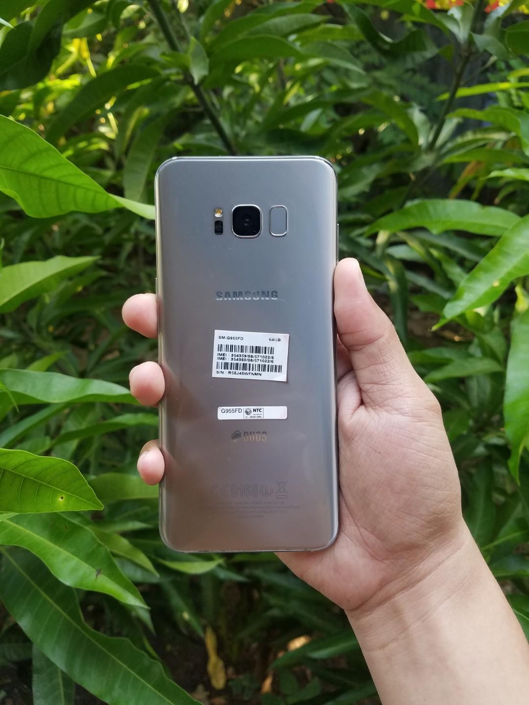 Samsung Galaxy S8plus Duos 64GB photo