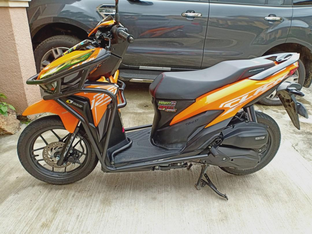Honda Click 125i Game Changer V2 photo
