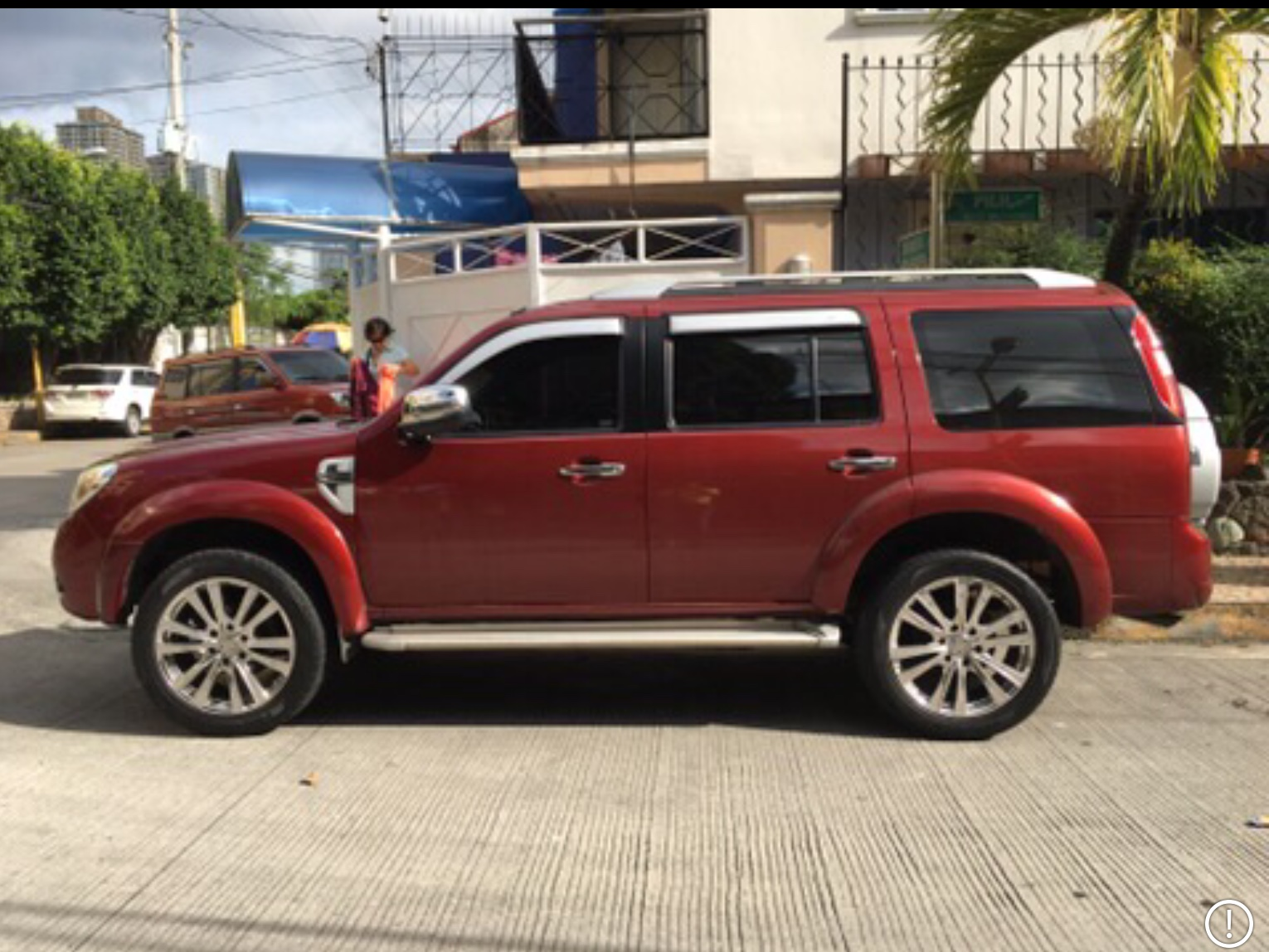 2013 Ford Everest Crdi Diesel Automatic  photo